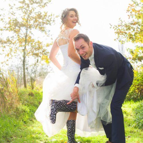 Bruiloft Ruud & Sandra