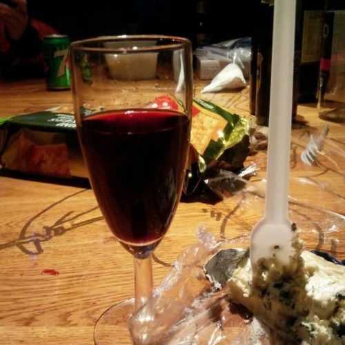Beaujolaisborrel Dispuut Briljant