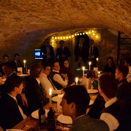 21-Diner de heer Verberne
